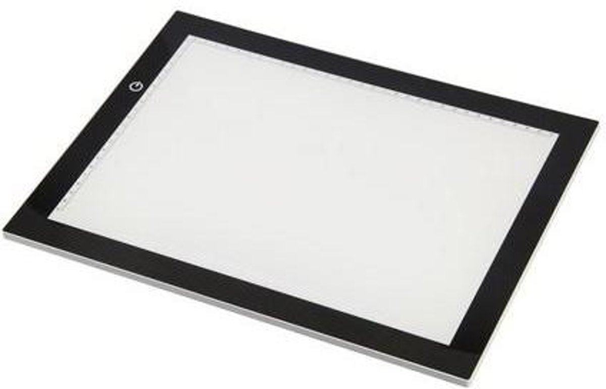 Nellies Choice LED. ultra thin Light table - lichttafel 368x298x8.5mm kopen