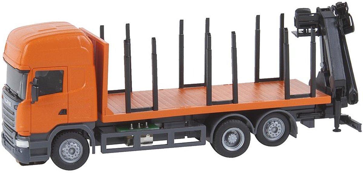 Faller - Scania R 13 Korte houtvrachtwagen (HERPA)