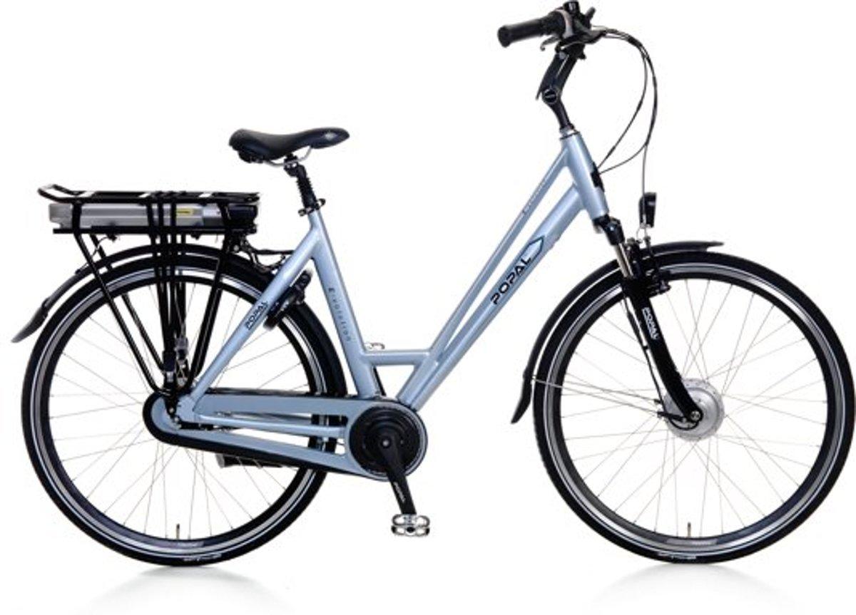 Popal E-Volution 1.0 Elektrische fiets - 28 inch - 53 cm - Sky blue