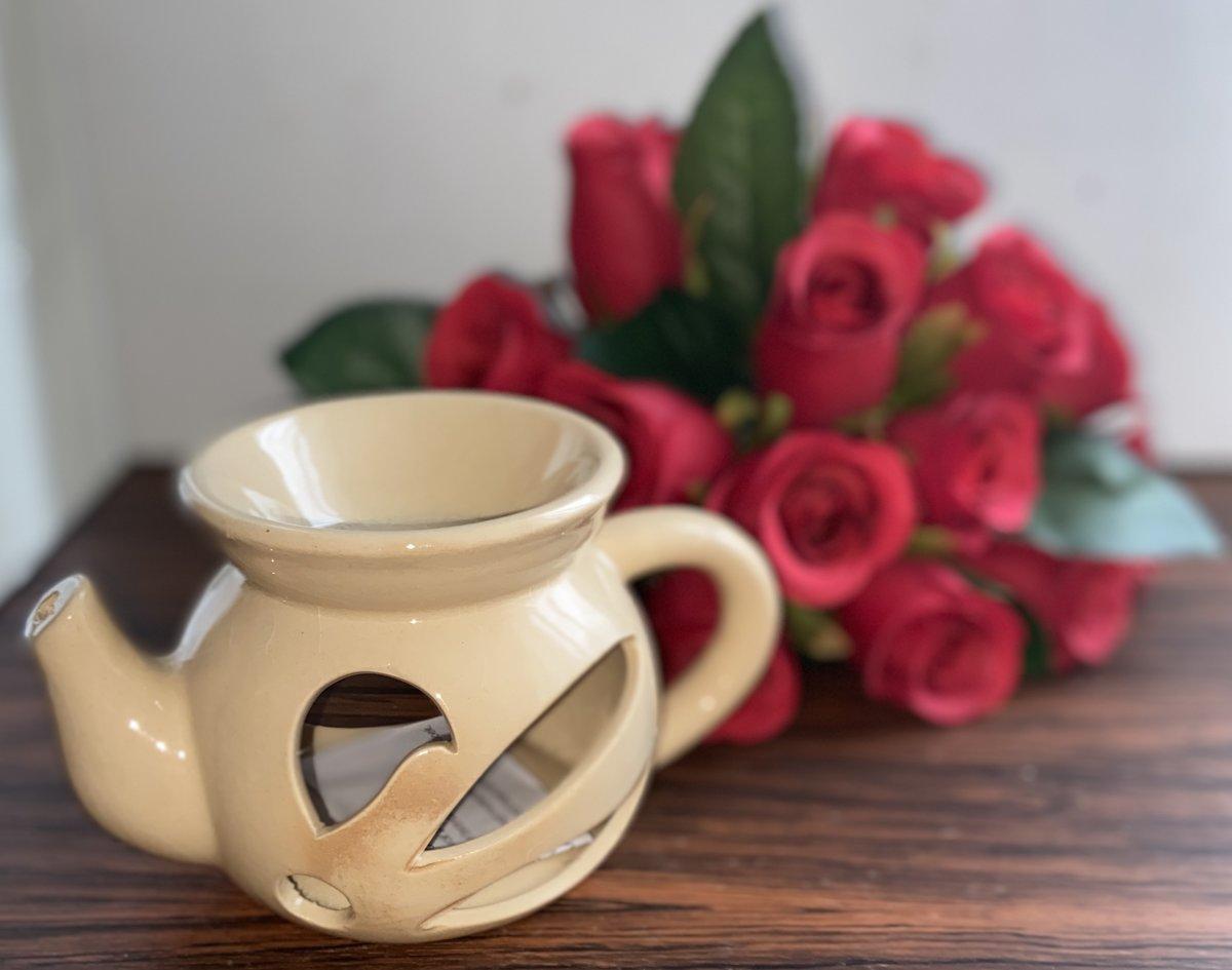 Wax Melts (parfum)geuren verrassingspakket met 10 geuren incl. DHHM | Aromabrander | Geurbrander | Theepot | Gebroken Wit
