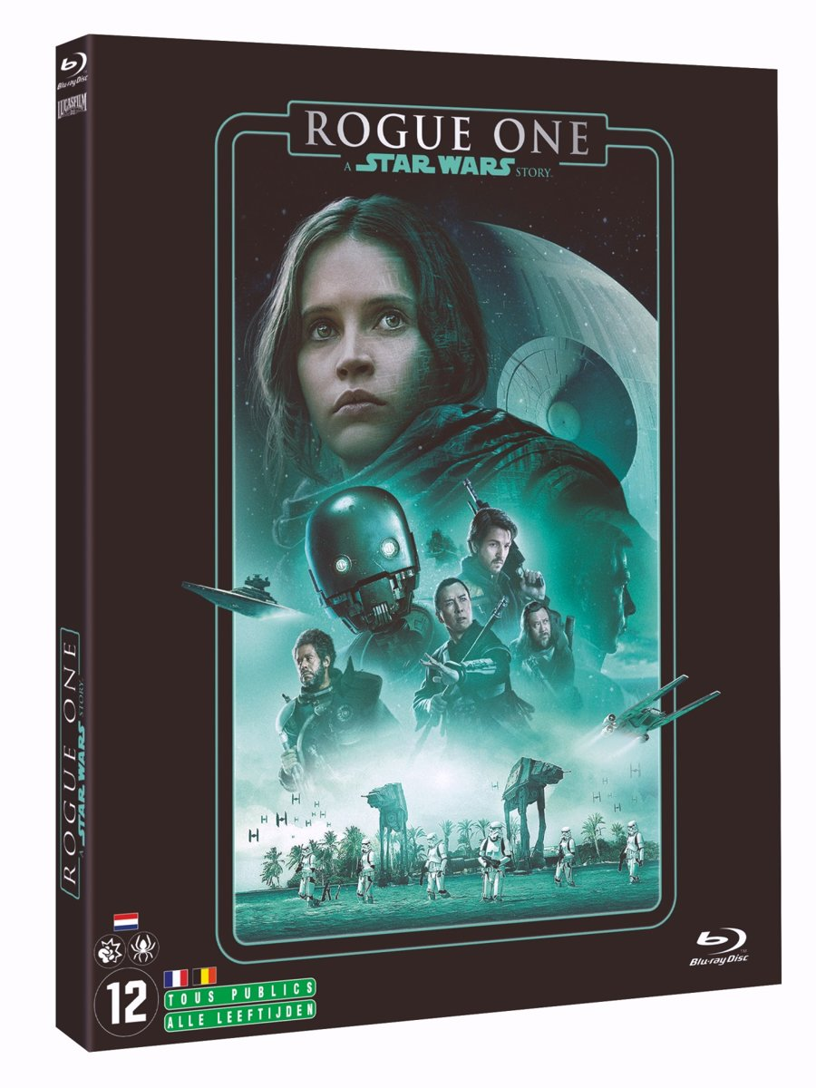 Rogue One: A Star Wars Story (Blu-ray) kopen