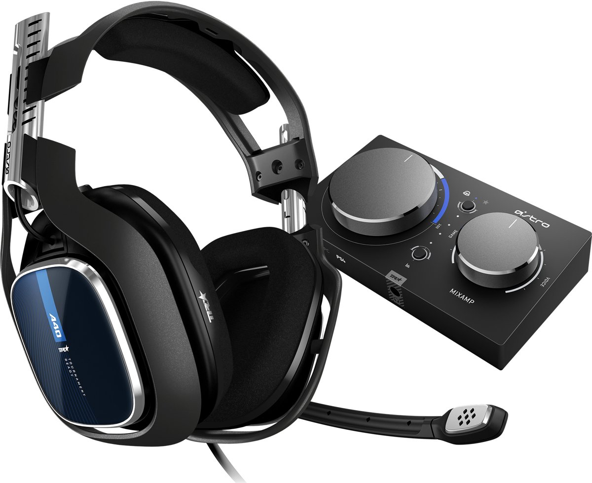 ASTRO A40 TR - Gaming Headset + MixAmp Pro TR - Xbox One (2019) kopen