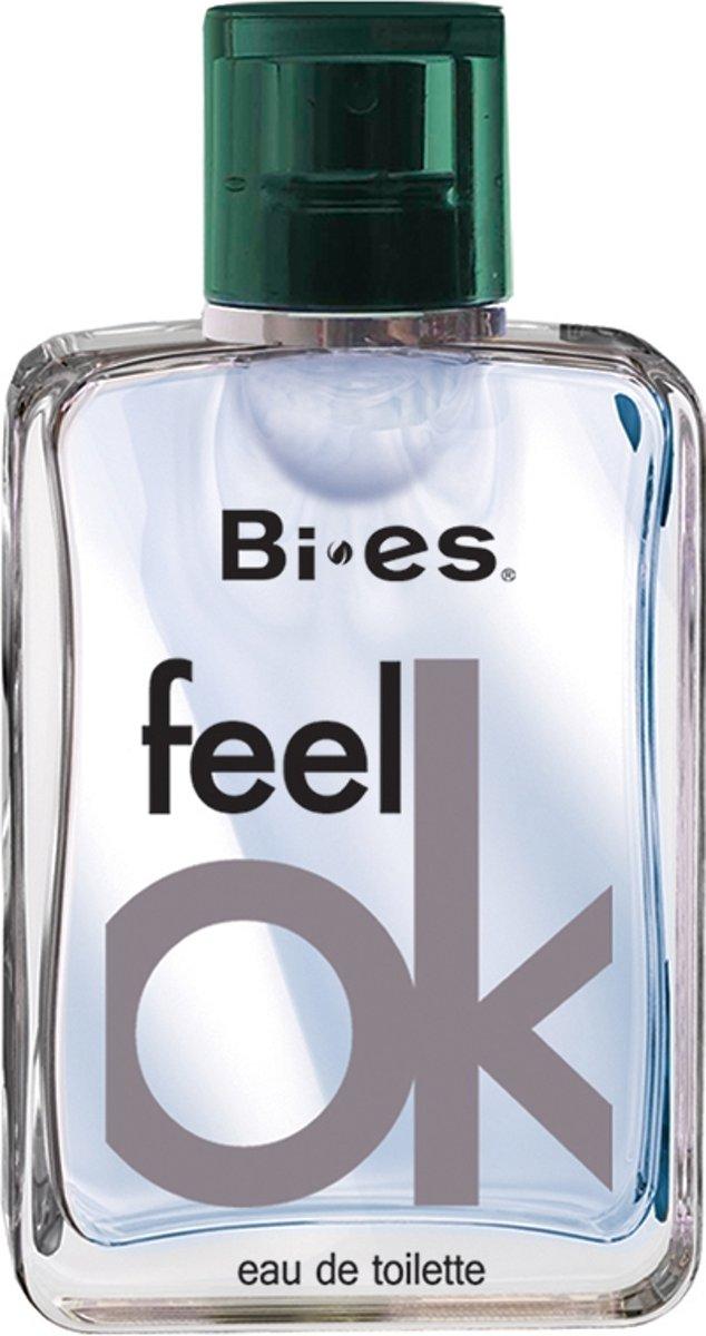 Foto van Bi.es Feel Ok Eau de Toilette Spray 100 ml