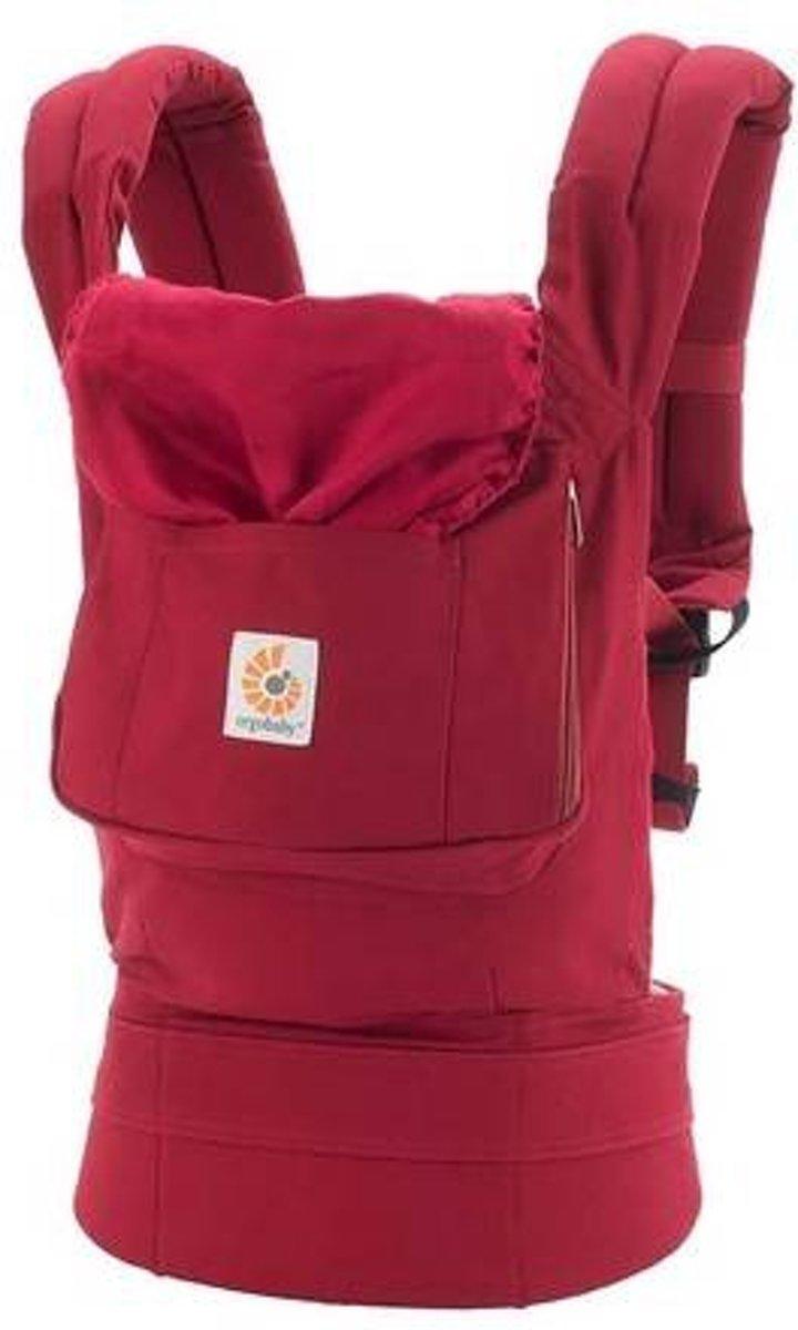 4a0fb303aa9 bol.com | Ergobaby Original Carrier - Draagzak - Rich Red