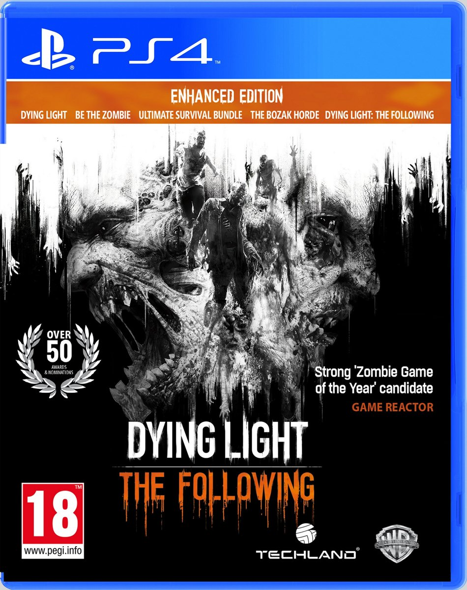 Dying Light: The Following - Enhanced Edition PlayStation 4