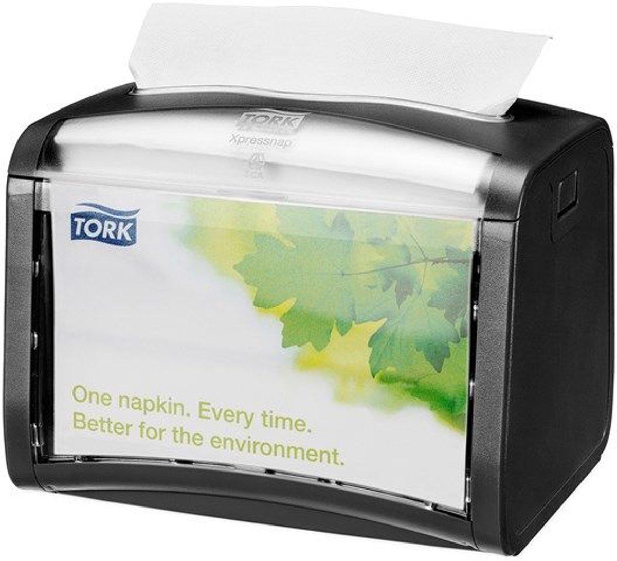 Tork Xpressnap® Tabletop servetdispenser zwart (N4) kopen