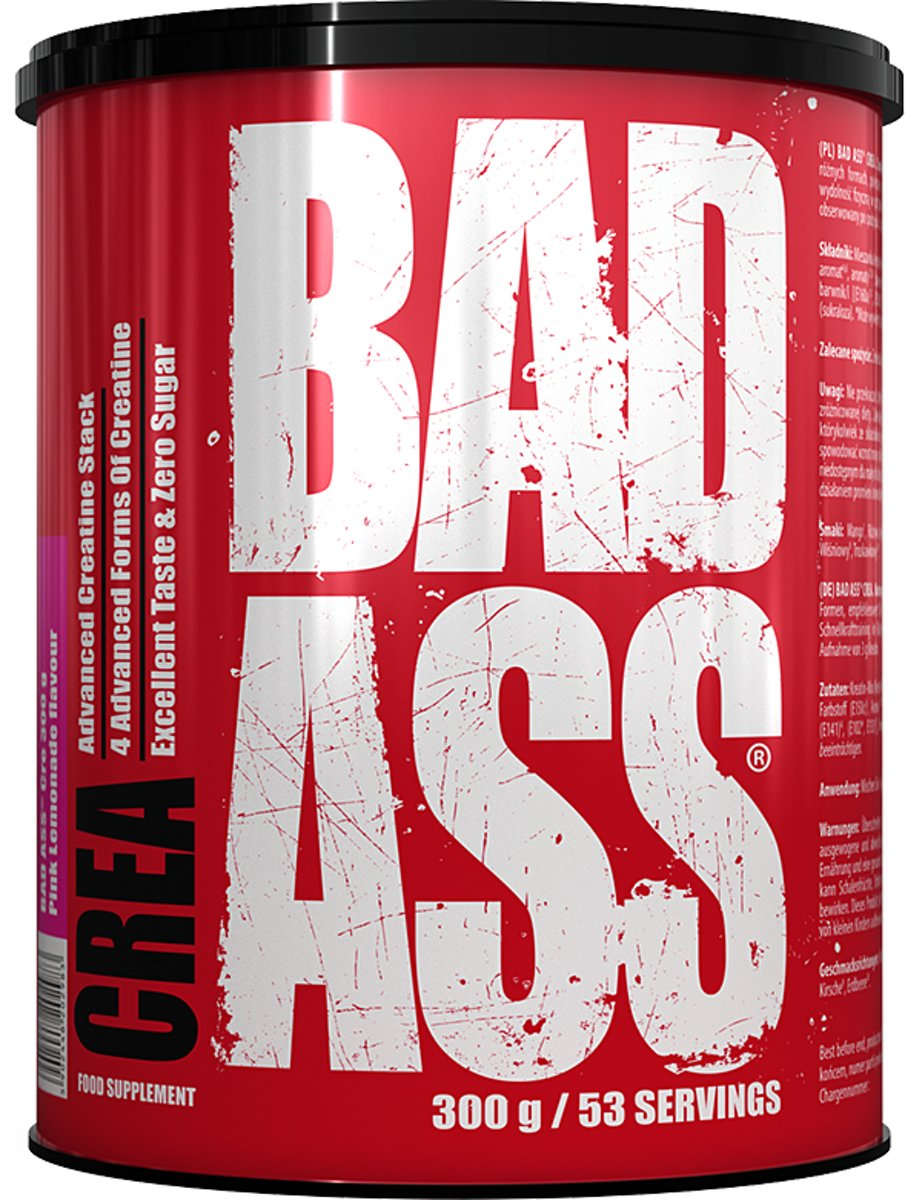 BAD ASS CREA 300 gram Watermelon kopen