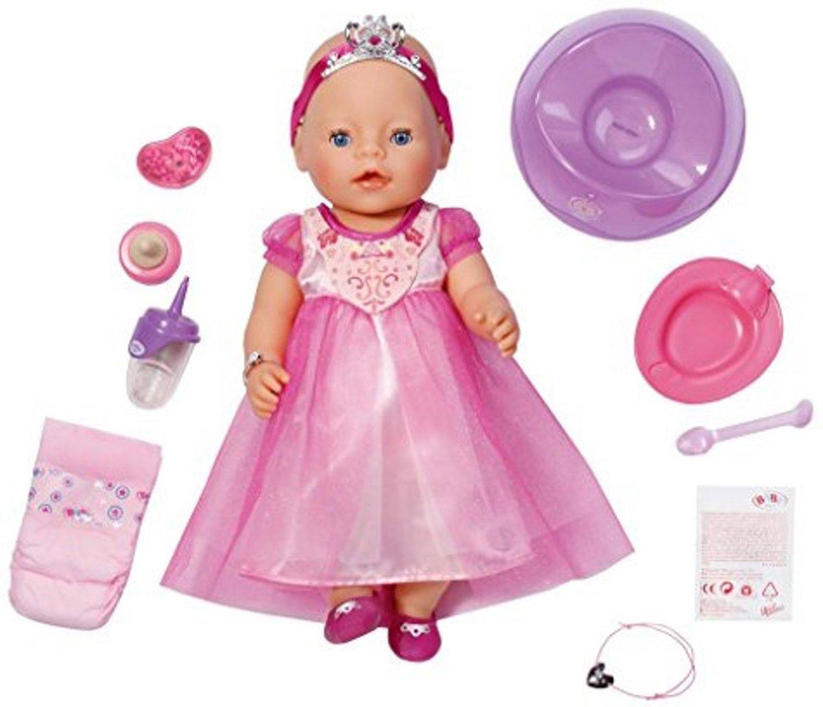 BABY born Interactive Pop Prinses - Babypop