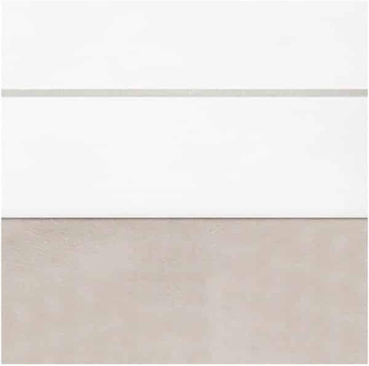 Jollein Bies - Wieglaken 75x100 cm - Zand