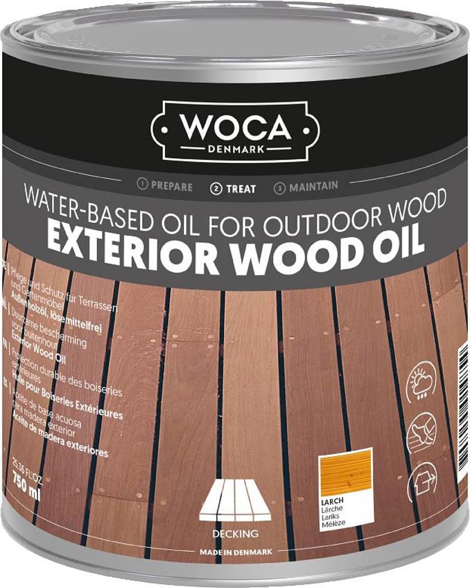 WOCA Exterior Oil LARIKS - 750 ml kopen