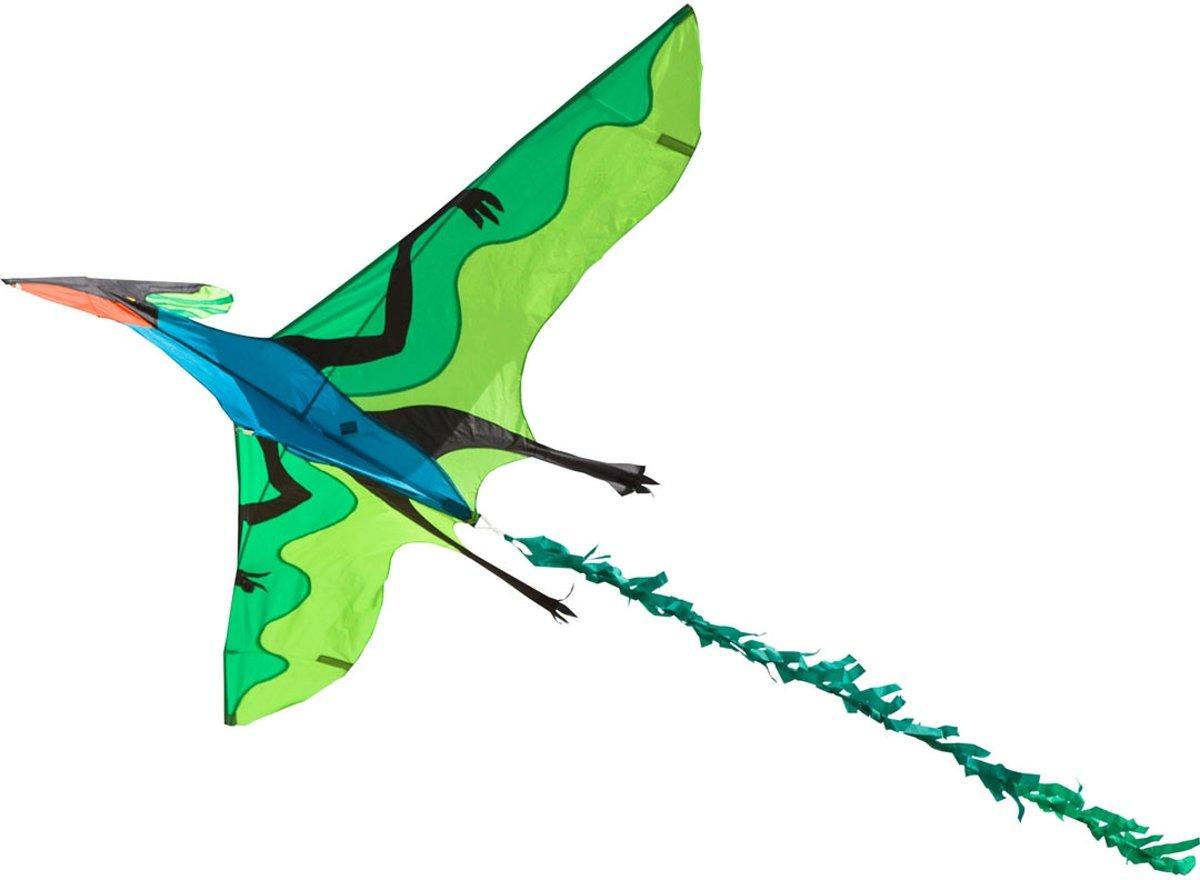 Invento Eenlijnsvlieger Flying Dinosaur 3d 180 Cm Groen