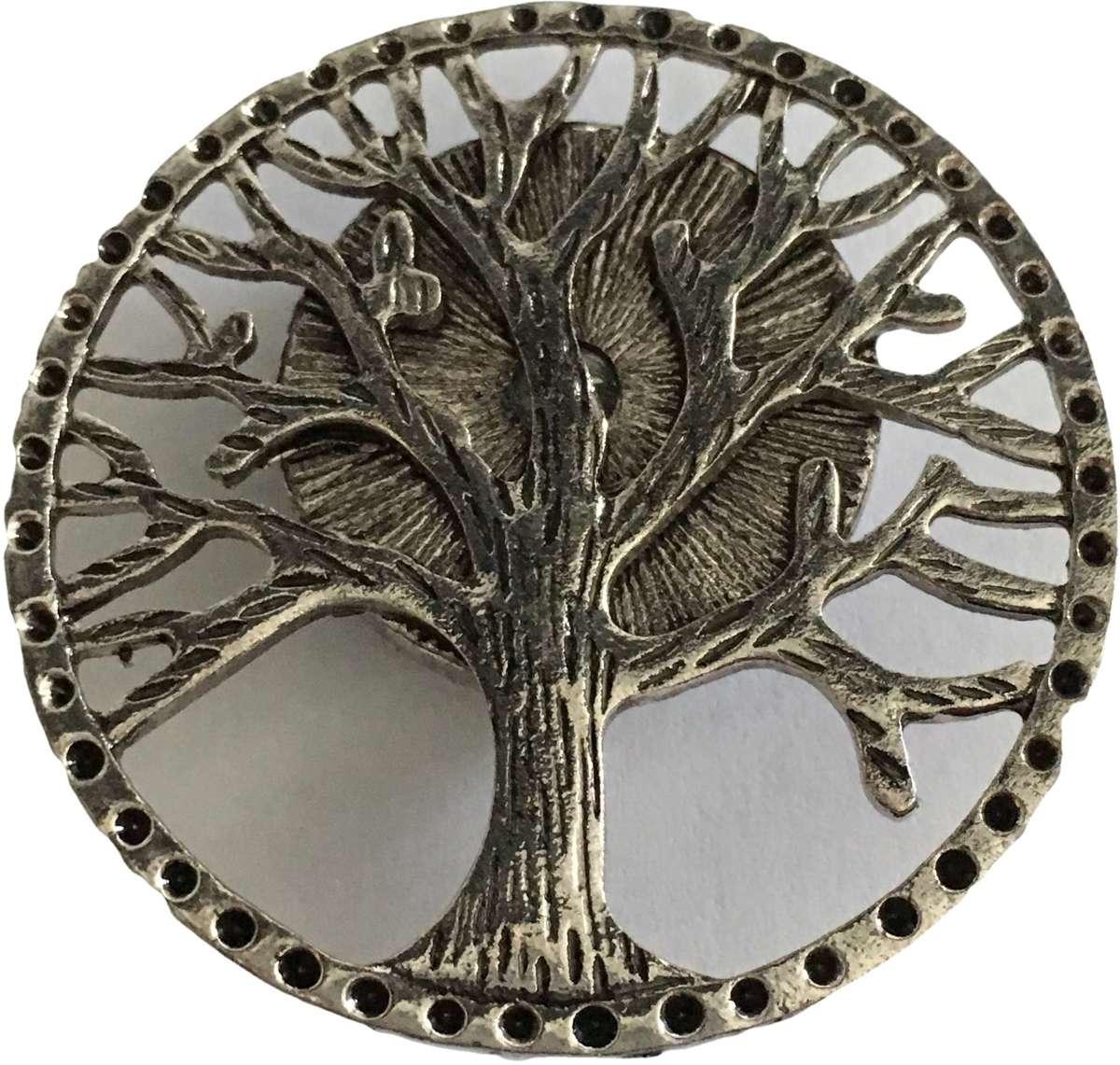 Magneetbroche levensboom kopen