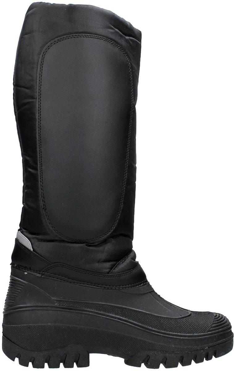 Covalliero Chaussures Noires Pour L'hiver Avec Fermeture Velcro Pour Les Femmes 6tMVu2m1o
