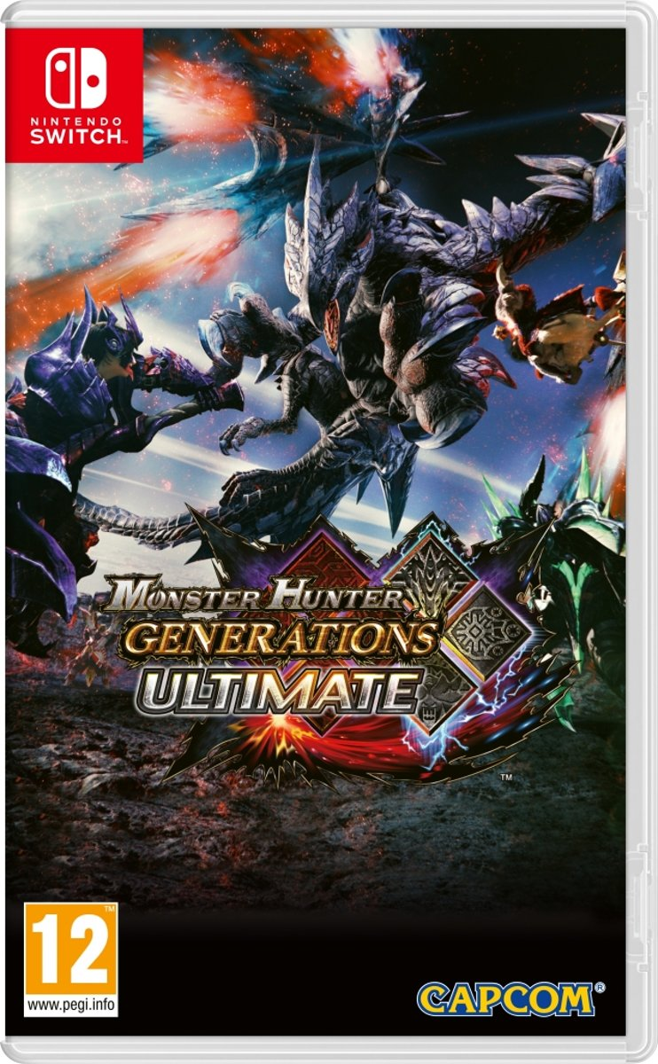 Monster Hunter Generations Ultimate - Switch kopen