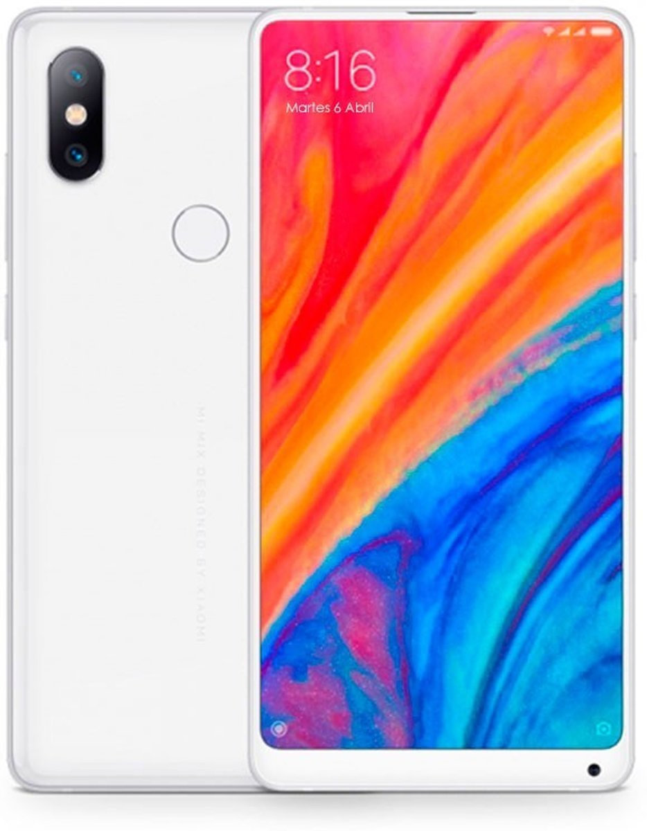 Xiaomi Mi Mix 2S - 64GB - Dual Sim - Wit kopen