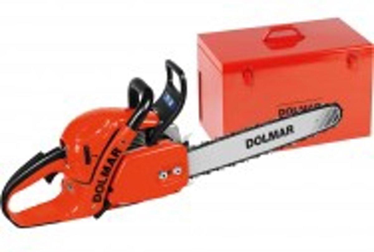 Dolmar kettingzaag PS-500CK-45 49.9cc