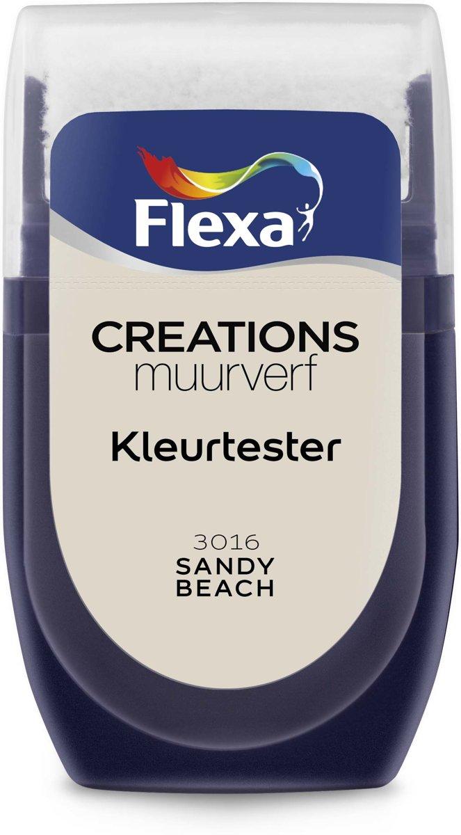 Flexa Creations - Muurverf Tester - Sandy Beach - 30 ml kopen