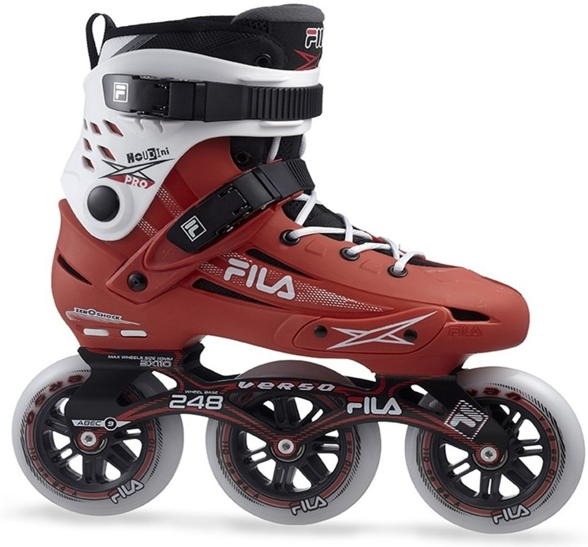 Afbeelding van product FILA INLINE SKATES, HOUDINI PRO 110  - maat 42.5
