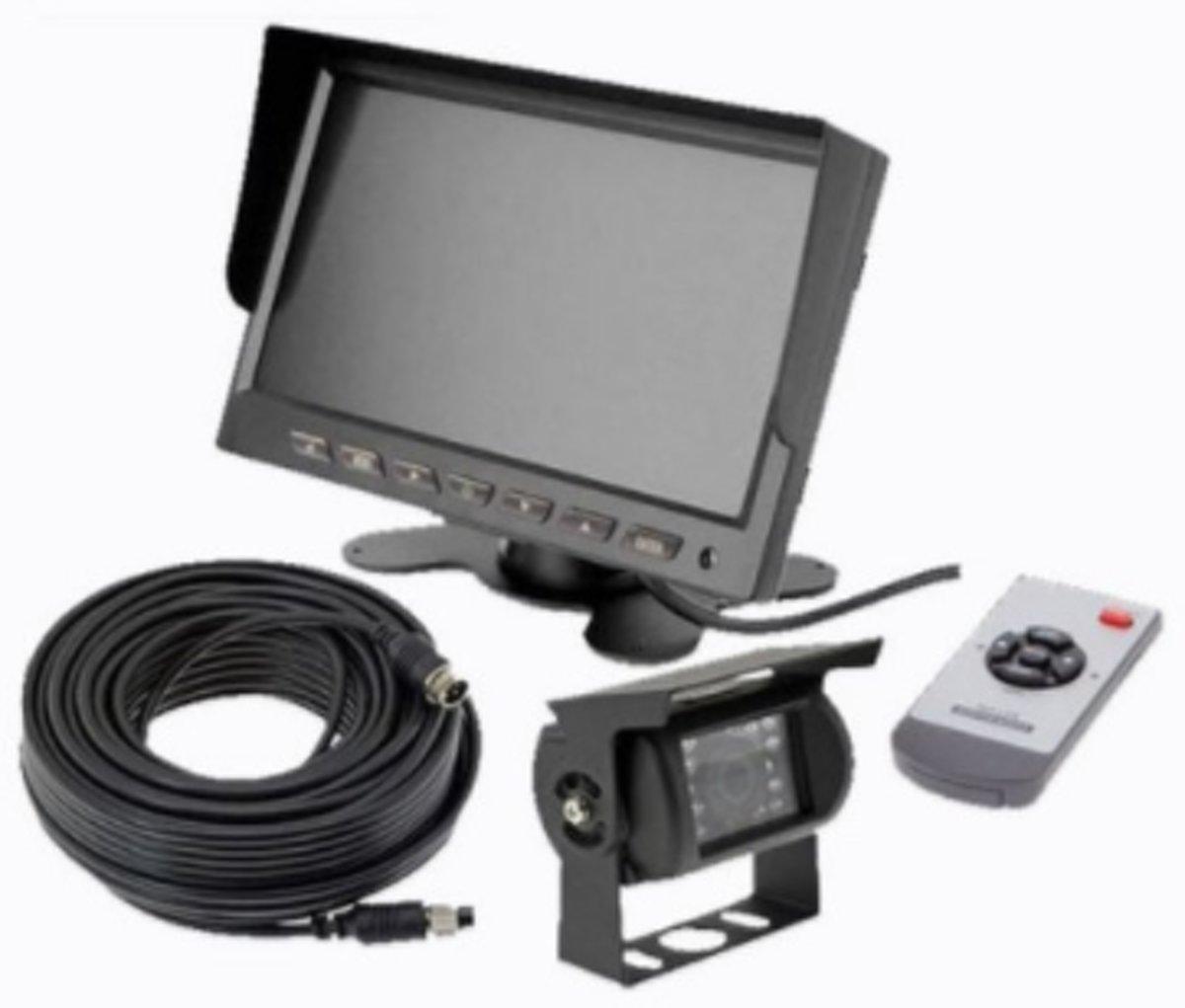 Achteruitrijcamera set met scherm voor Iveco Daily kopen