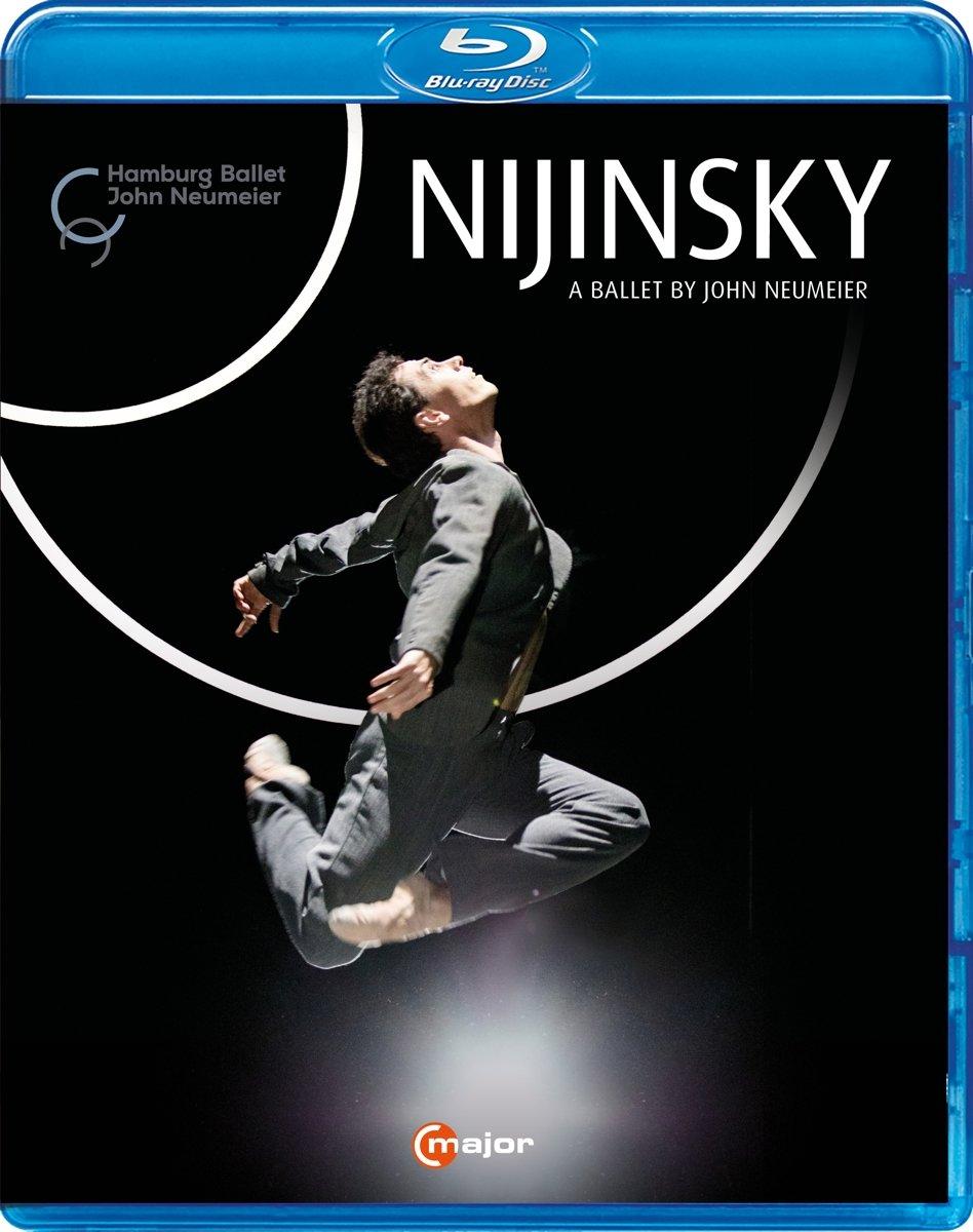 Nijinsky John Neumeier Bd kopen
