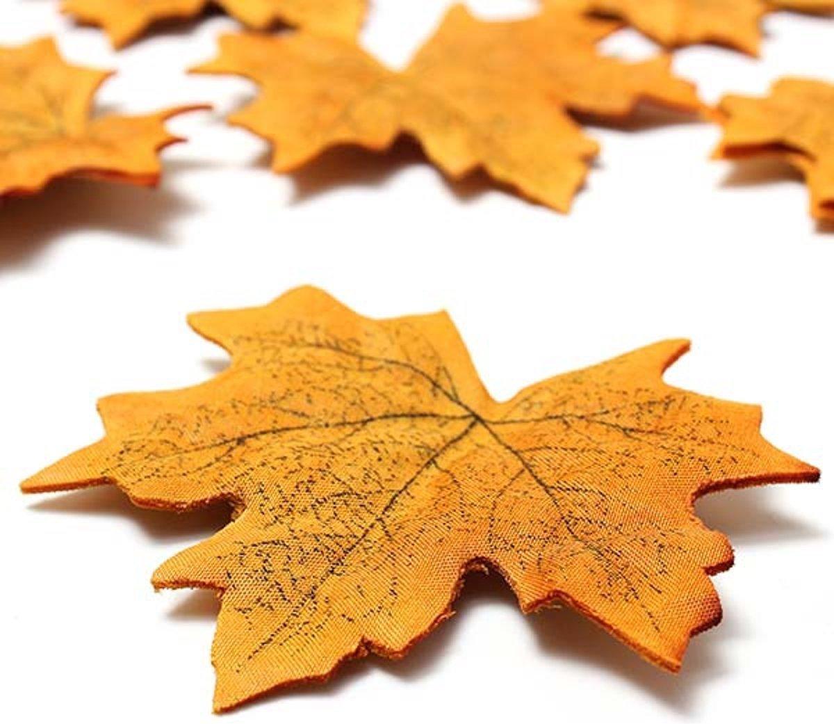 Herfstbladeren Decoratie 100 stuks