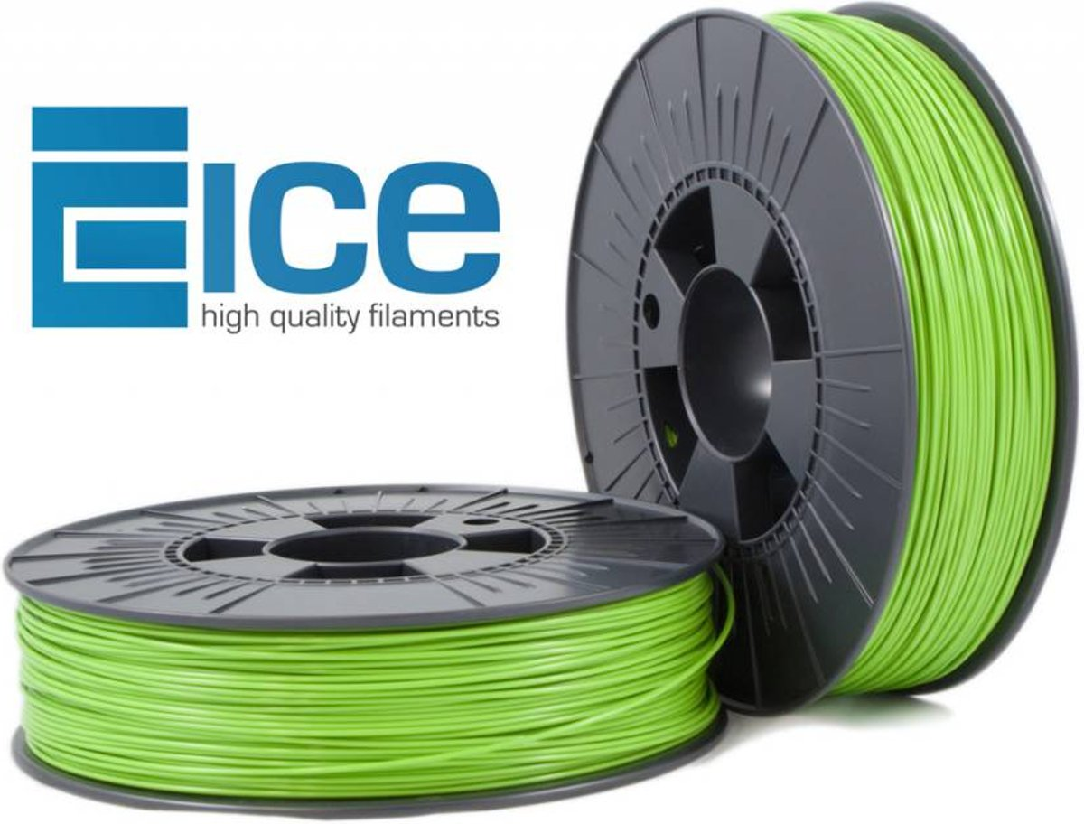 ICE Filaments PLA 'Gracious Green'