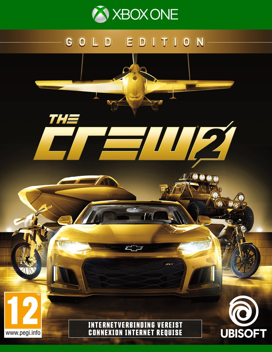The Crew 2 - Gold Edition Xbox One