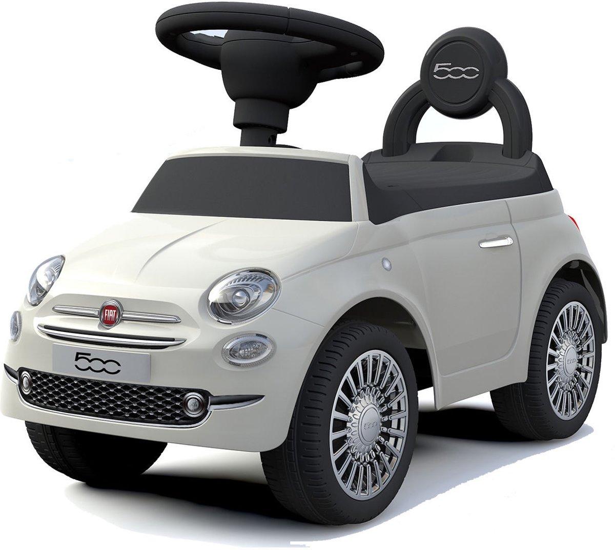 Loopauto Fiat 500 Wit kopen