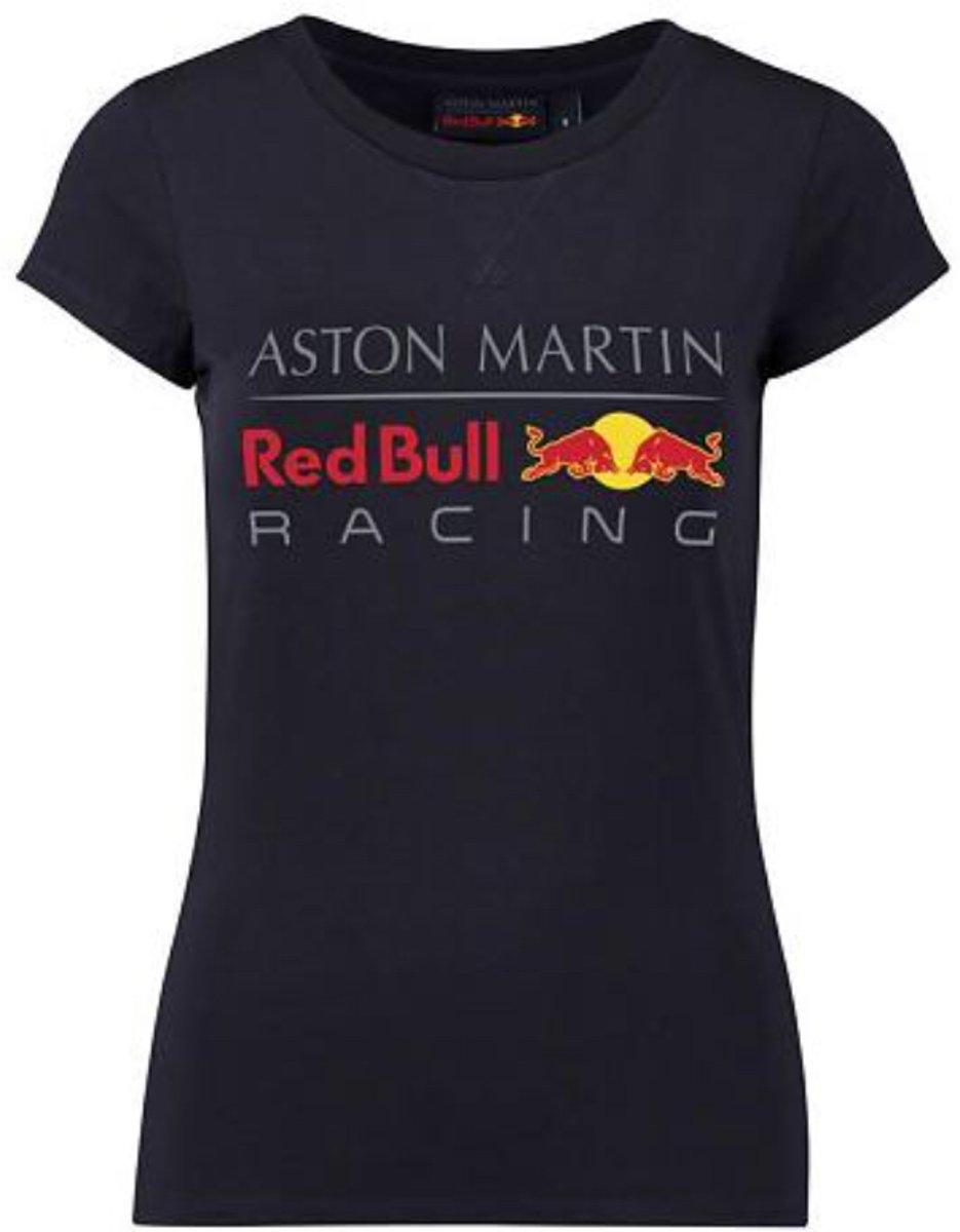 Red Bull Racing dames Large Logo shirt 2019 XS