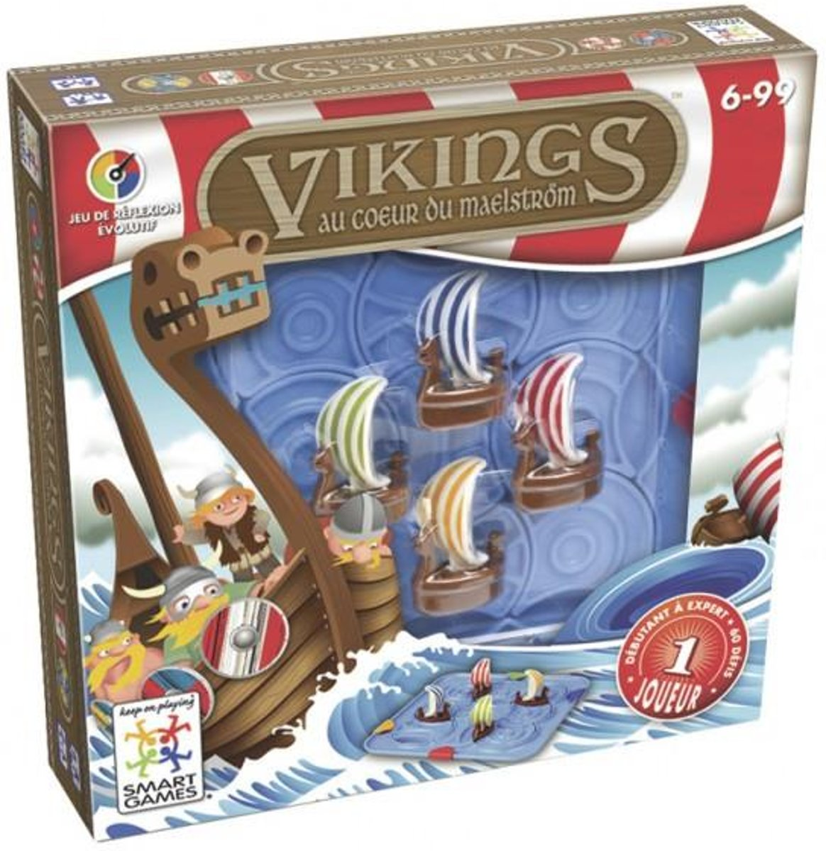 Smart Games Spel Vikings