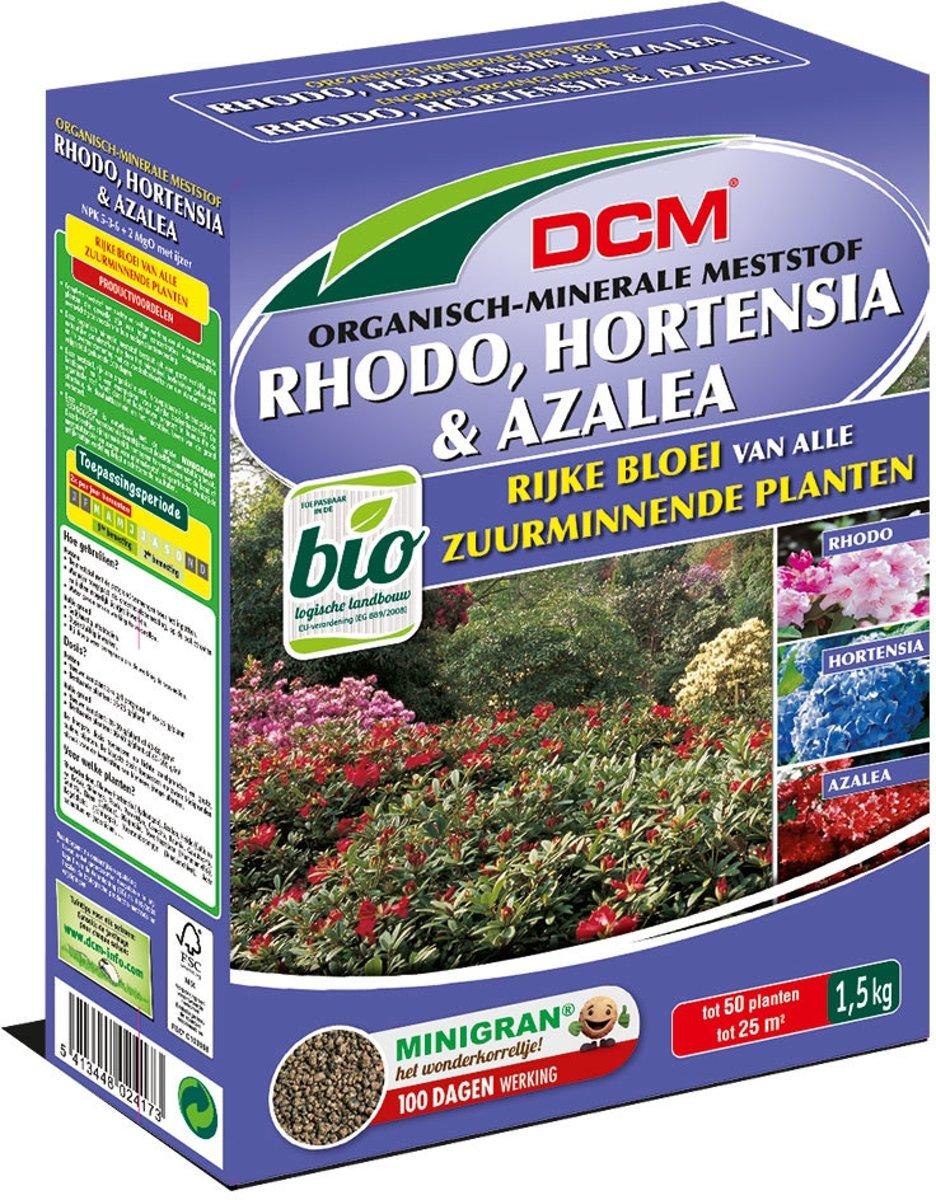 Meststof hortensia, azalea, rhododendron 1,5 kg - set van 2 stuks