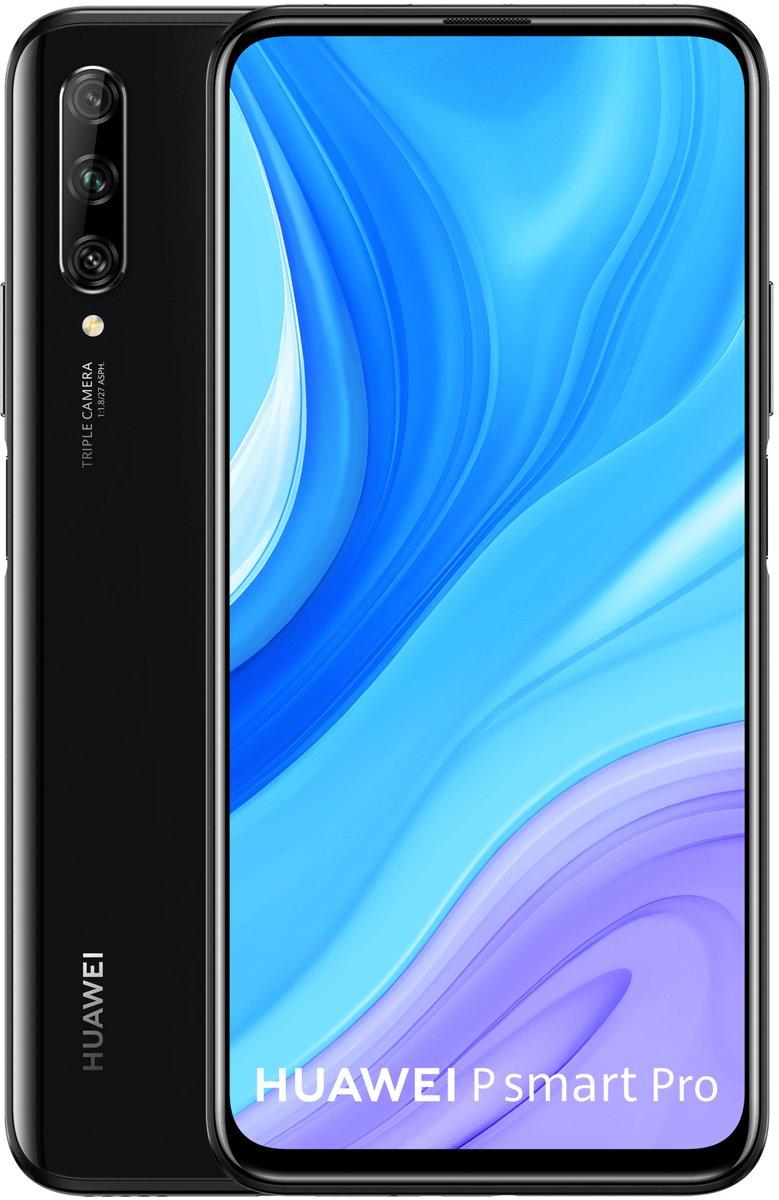 Huawei P smart Pro 16,7 cm (6.59'') 6 GB 128 GB Dual SIM Zwart 4000 mAh kopen