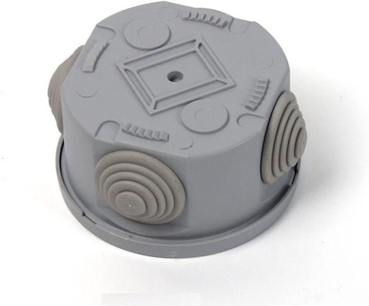 Lasdoos Rond 65mm Waterproof