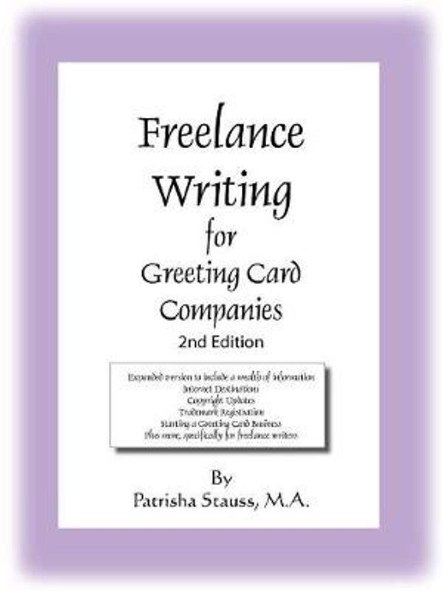 Bol Freelance Writing For Greeting Card Companies