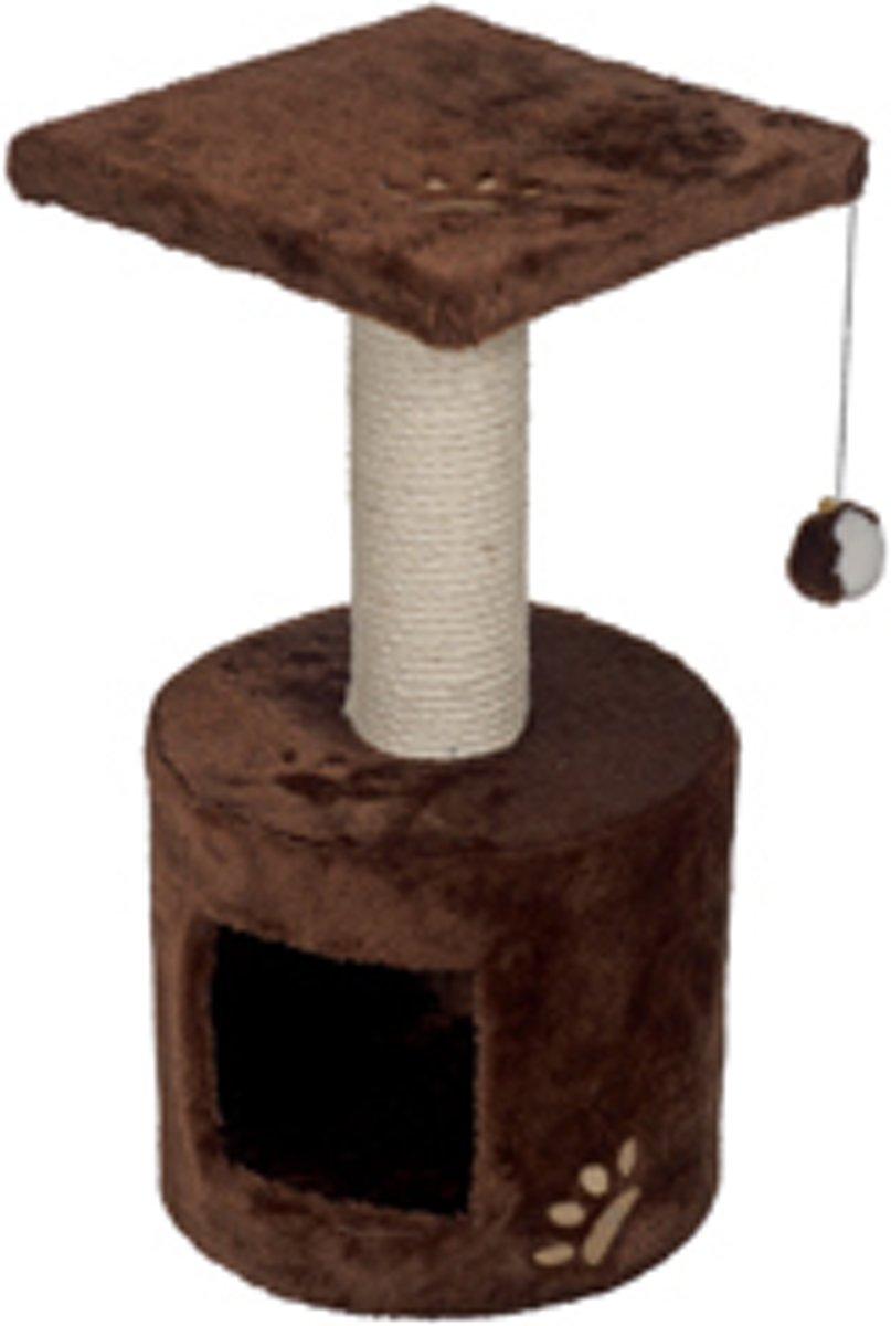 Nobby krabmeubel boogie bruin 30 x 59 cm - 1 st