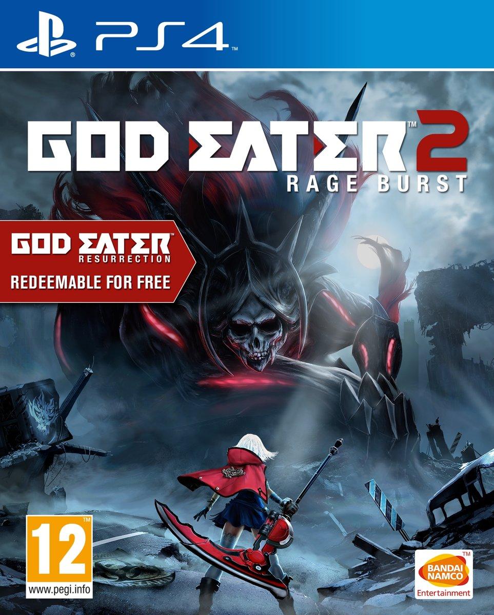 God Eater 2: Rage Burst PlayStation 4