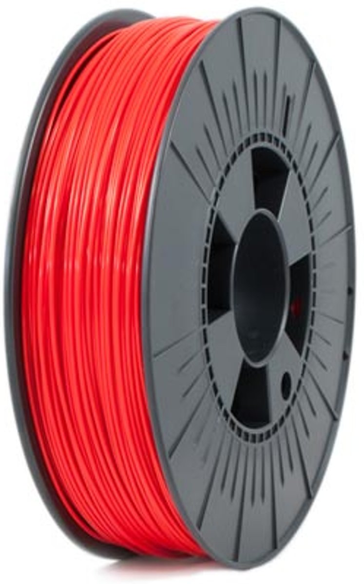 1.75 mm ABS-FILAMENT - ROOD - 750 g