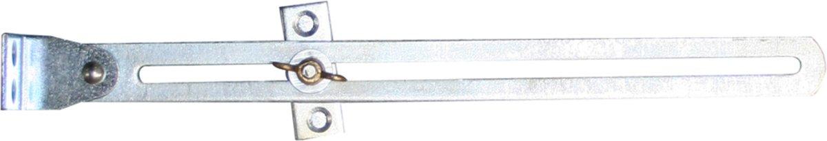 Qlinq Deurschaar Verzinkt - 300 mm