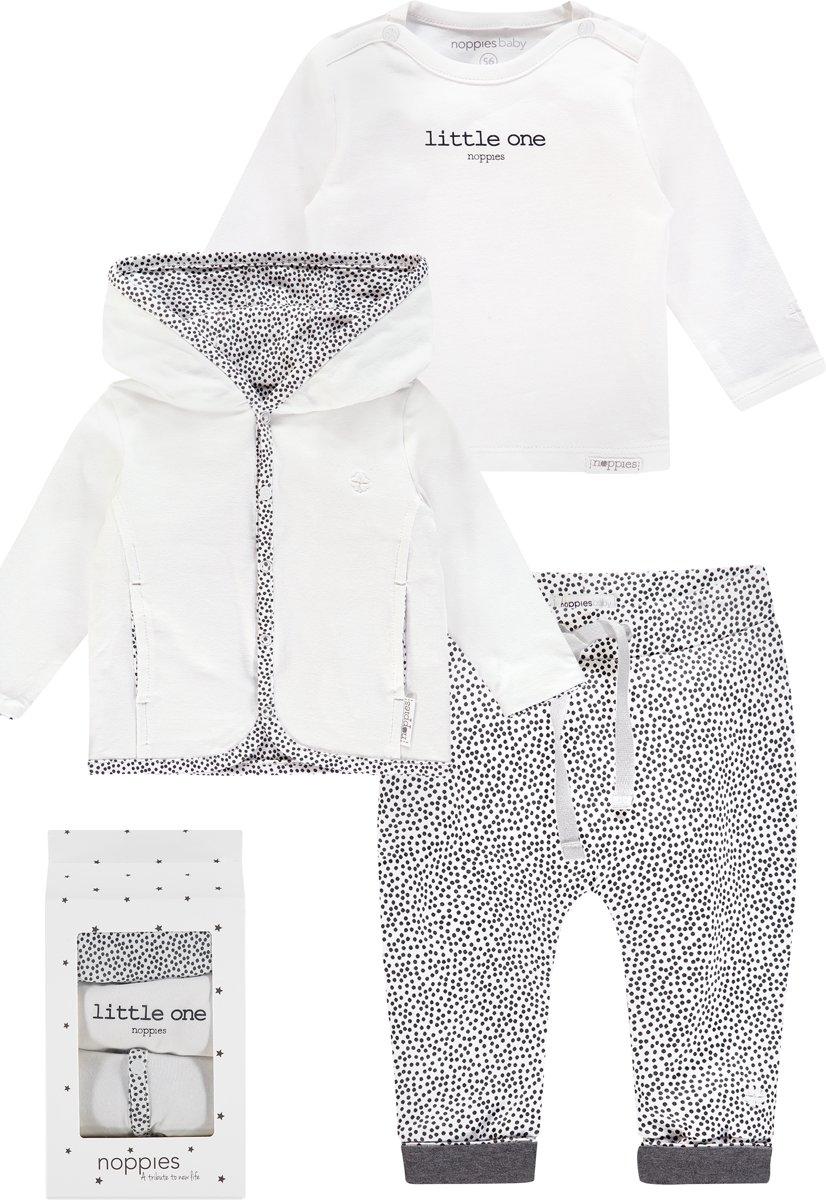 Noppies Kledingset luxe - White - Maat 62