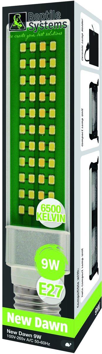 Reptile Systems - New Dawn LED - 9 Watt
