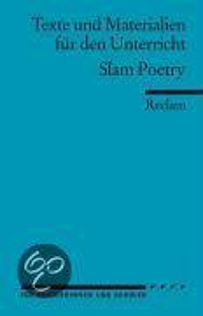 9783150150603 Texte und Materialien für den Unterricht Slam Poetry