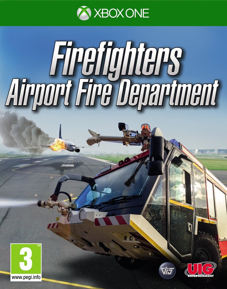 Airport Firedepartment - The Simulation Xbox One
