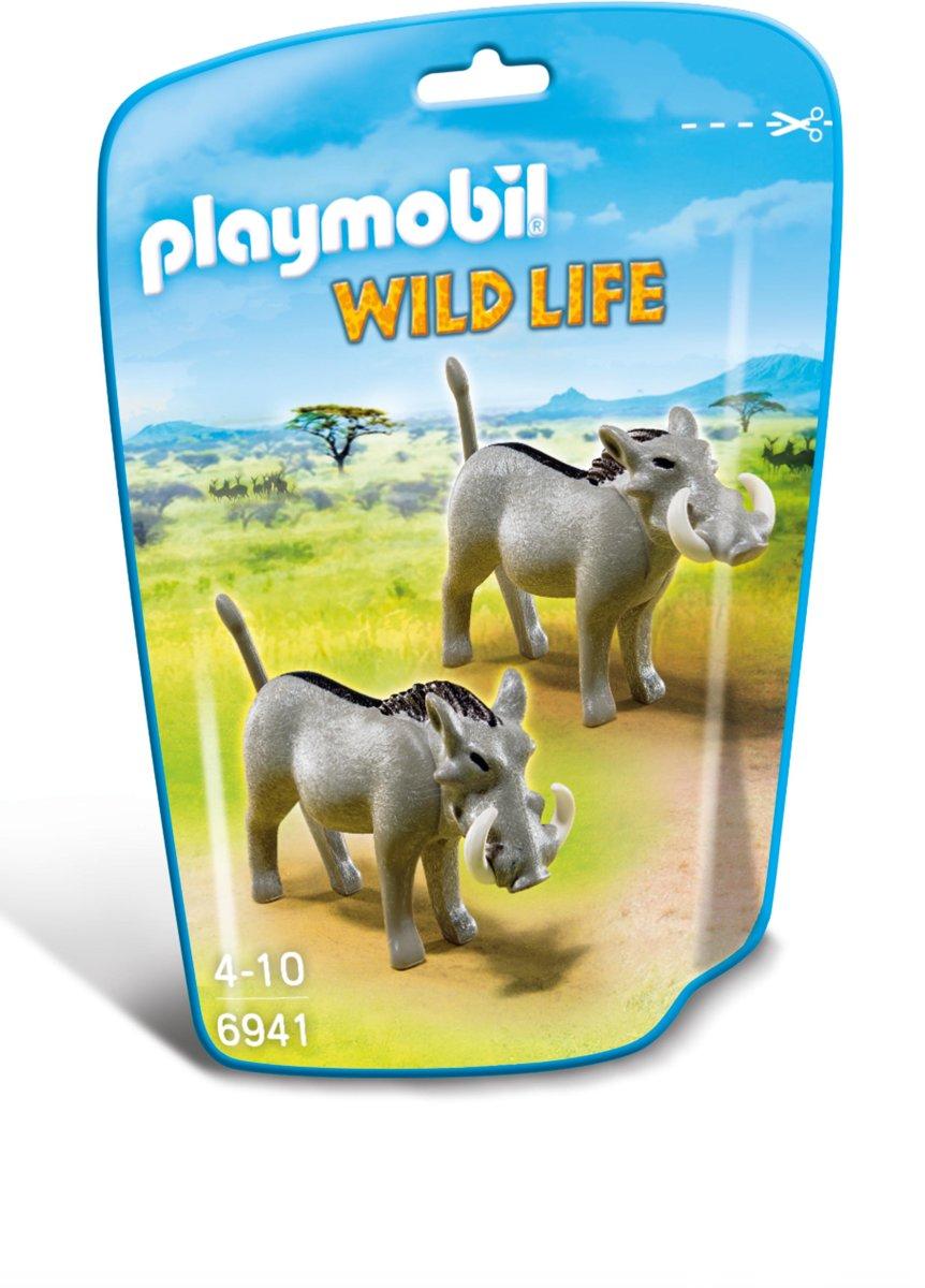 Playmobil Wrattenzwijnen - 6941