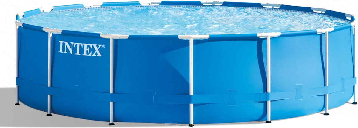 Intex Frame Pool Zwembad - 732 x 132 cm