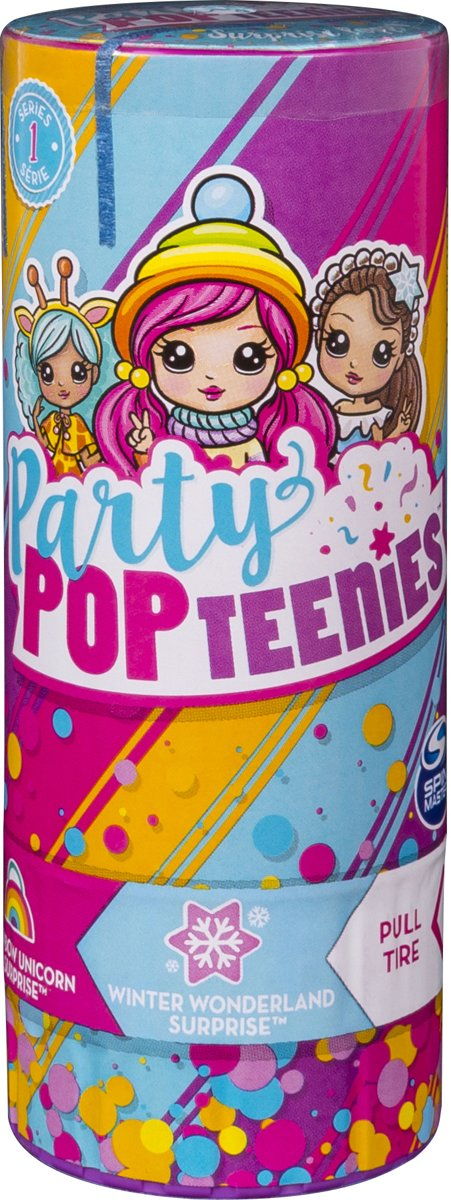Party Popteenies Surprise Popper