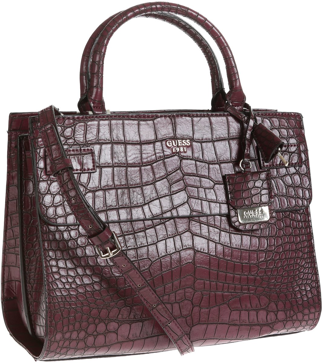 | Guess Cate Handtas Rood