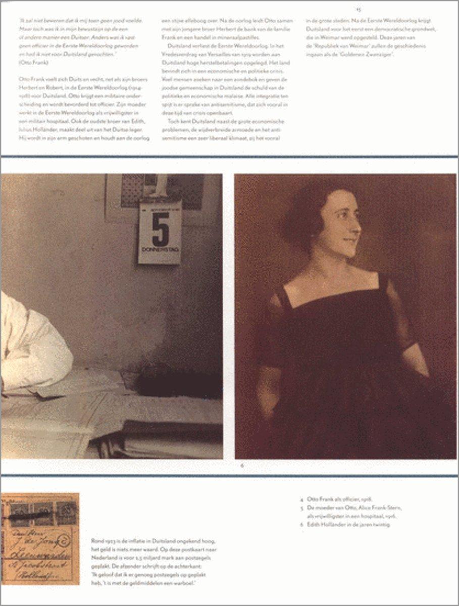 Citaten Uit Dagboek Anne Frank : Bol.com in het huis van anne frank anne frank 9789035127630