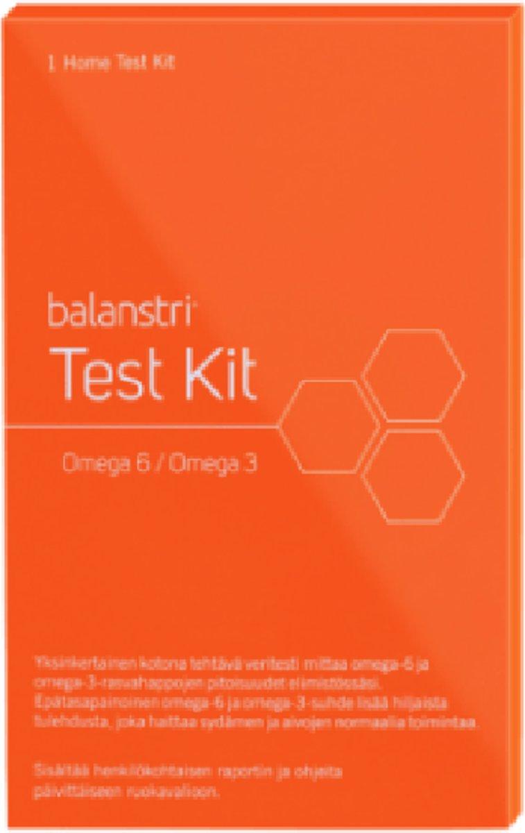 Foto van Balanstri Omega-3 / Omega-6 Testkit