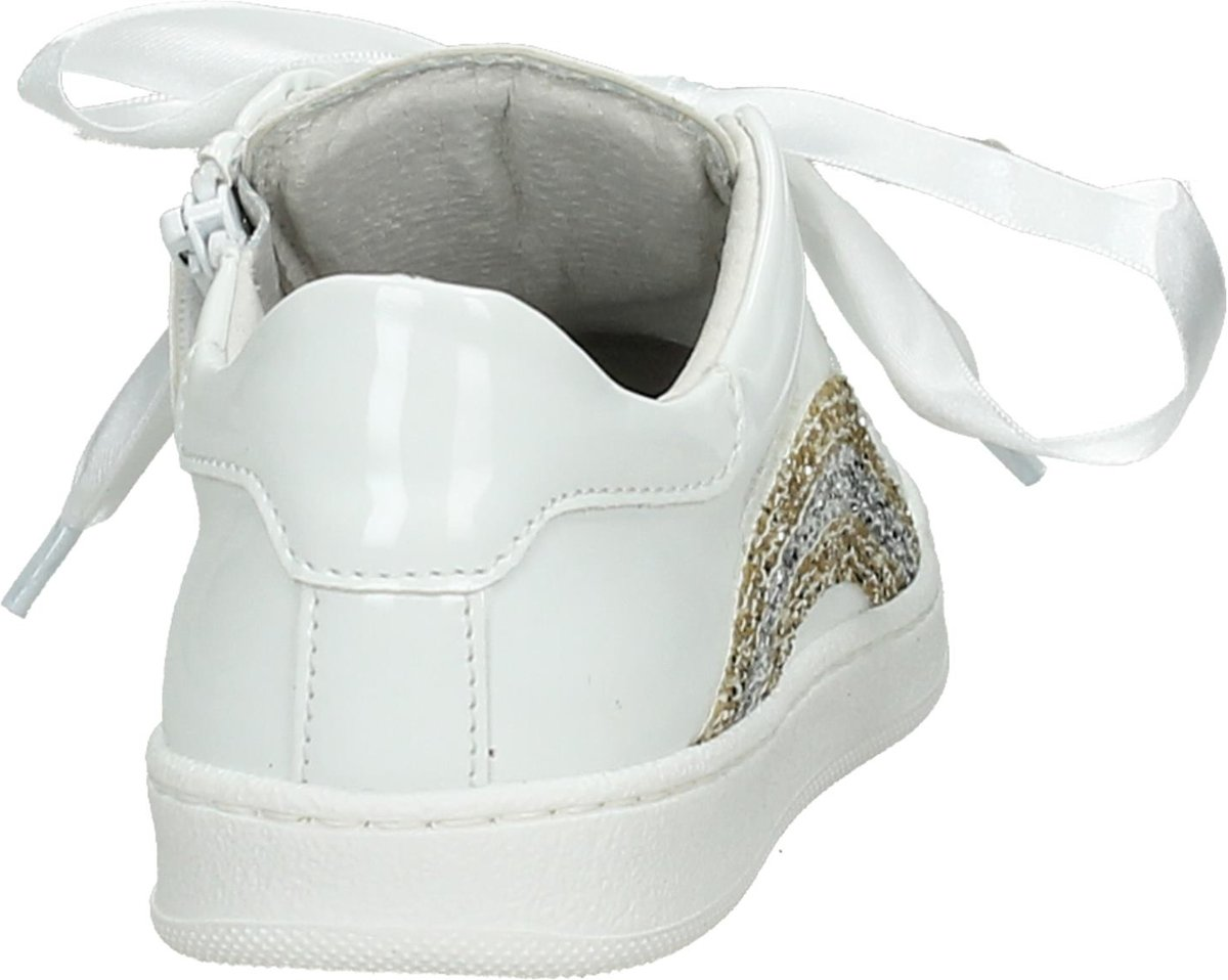 K3 - Sp2411 - Sneaker Bas Habillé - Filles - Taille 36 - Blanc - Verni.si.bianco mbEBnXAr