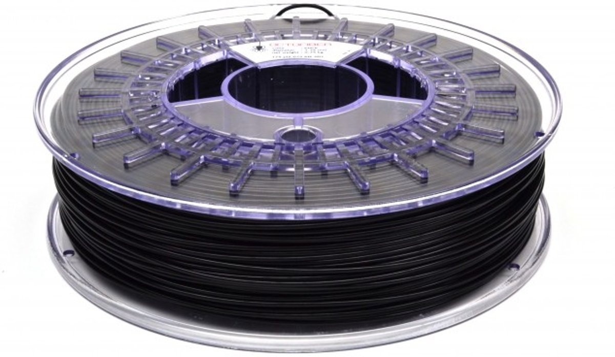 Octofiber 1.75mm Filament PLA Zwart